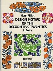 Design Motifs of the Decorative Twenties in…