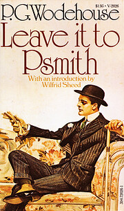 Leave it to Psmith di P.G. Wodehouse