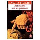 Réflexions sur les passions by David Hume