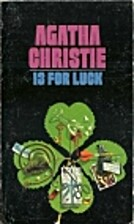 13 is for Luck by Agatha Christie