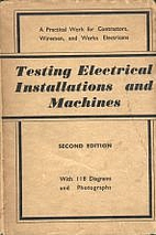 Testing Electrical Installations and…