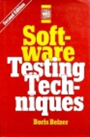 Software Testing Techniques, 2nd Edition por…