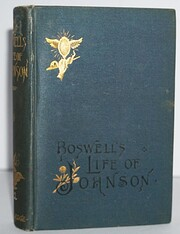 The Life of Samuel Johnson av James Boswell