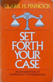 Set Forth Your Case: An Examination of…