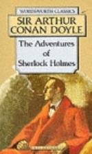 Adventures of Sherlock Holmes by Sir Arthur…