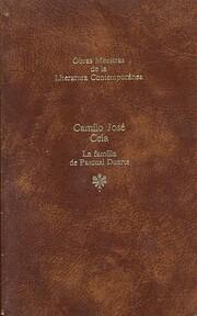 La Familia de Pascual Duarte (2) by Camilo…