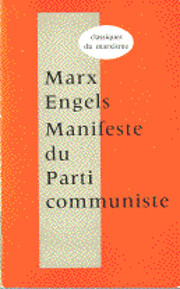Manifeste du Parti Communiste – tekijä:…
