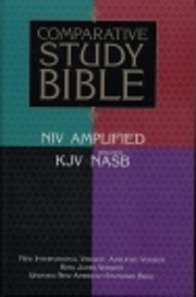 Comparative Study Bible de Zondervan…