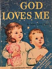 God Loves Me af Mary Alice Jones