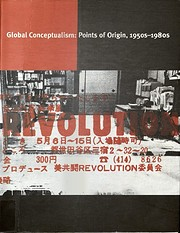 Global Conceptualism: Points of Origin,…
