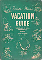 Vacation Guide by Duncan Hines