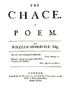 The Chace by William Somerville