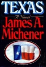 Texas av James A. Mitchener