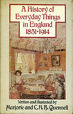 History of Everyday Things in England…