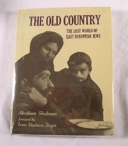 The Old Country: The Lost World of East…