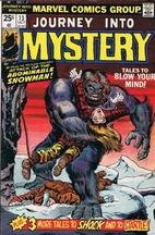 Journey into Mystery, Vol. 2 # 13 by Len…
