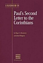 A Handbook on Paul's Second Letter to the…