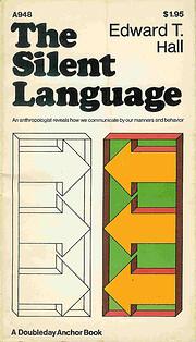 The Silent Language (Copy 1) af Edward T.…