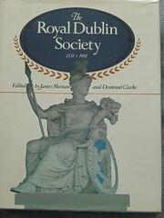 RDS, The Royal Dublin Society, 1731-1981 av…
