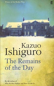 The Remains of the Day av Kazuo Ishiguro
