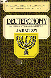 Deuteronomy: An Introduction and Commentary…