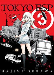 Tokyo ESP, Vol. 3 – tekijä: Hajime Segawa