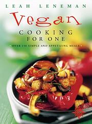 Vegan Cooking For One – tekijä: Leah…