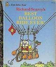 Best Balloon Ride Ever! (A Little Golden…