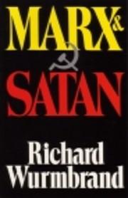 Marx & Satan de Richard Wurmbrand