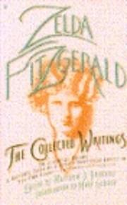 The collected writings de Zelda Fitzgerald