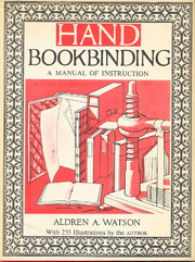 Hand Bookbinding: A Manual of Instruction af…