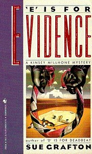 E Is for Evidence (Kinsey Millhone…