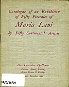 Catalogue of an Exhibition of Fifty…