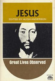 Jesus por Hugh Anderson