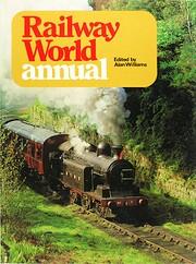 Railway World Annual 1974 av Alan Williams