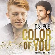 Color of You door C.S. Poe