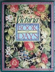 Victoria Book of Days de Victoria Magazine…