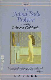 The mind-body problem : a novel de Rebecca…