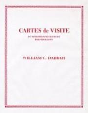 Cartes de visite in nin[e]teenth century…