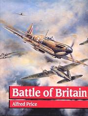 Battle of Britain de Alfred Price