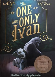 One and Only Ivan por Katherine Applegate