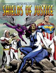 Shields of Justice: A Hero's Almanac…