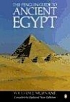The Penguin Guide to Ancient Egypt by…