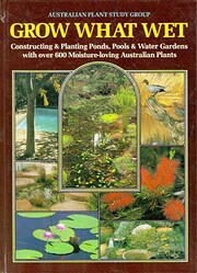 Grow what wet : constructing & planting…