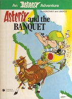 Asterix and the Banquet by René Goscinny