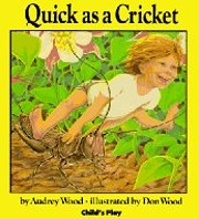 Quick As a Cricket (Child's Play Library)…