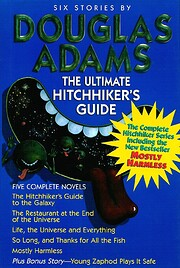 The Ultimate Hitchhiker's Guide av Douglas…