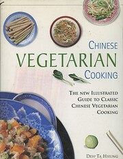 Chinese Vegetarian Cooking di Deh-Ta Hsiung