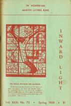 Inward light, vol. xxxi, № 73 : in…