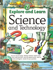Explore and Learn: Earth and Space Vol. 1
